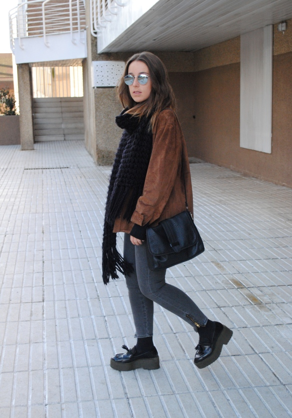 easy winter outfit