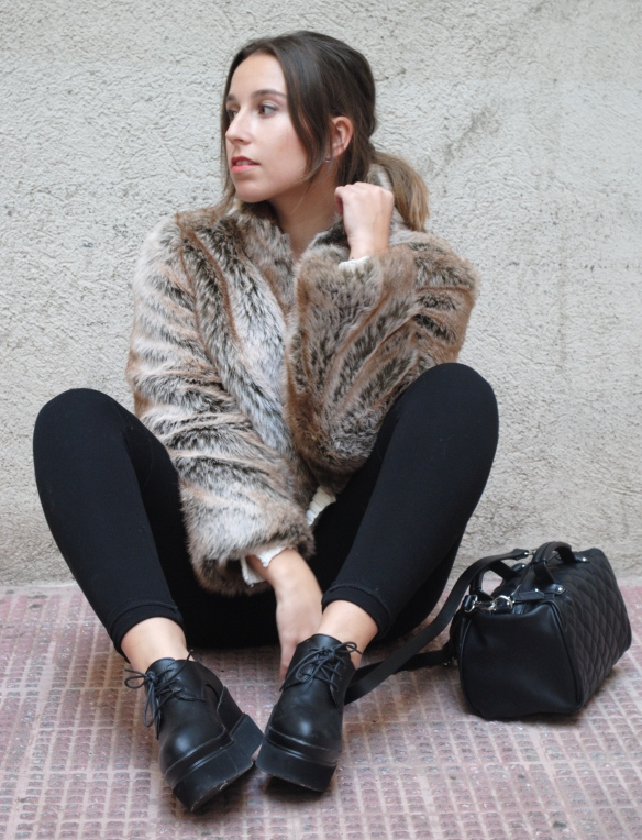 cozy winter outfit