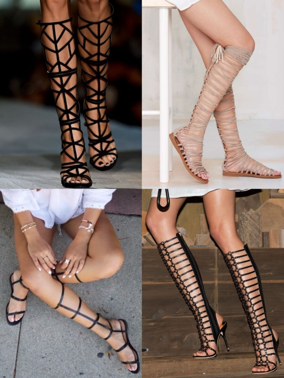 summer 2015 shoe trends