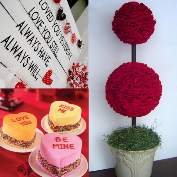 valentine´s day inspiration