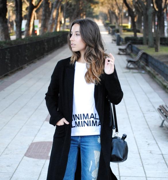 camiseta minimal