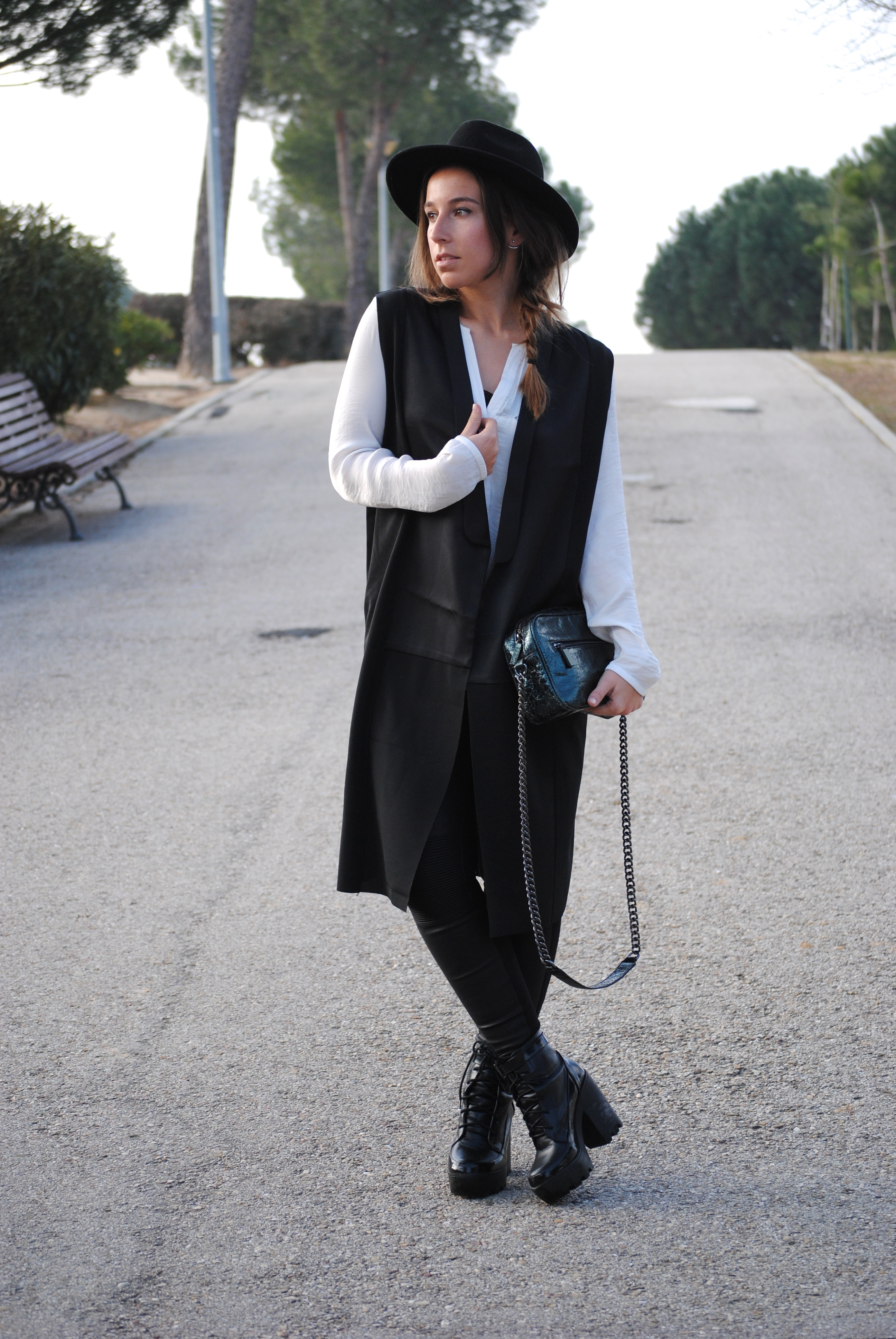 smart winter outfit