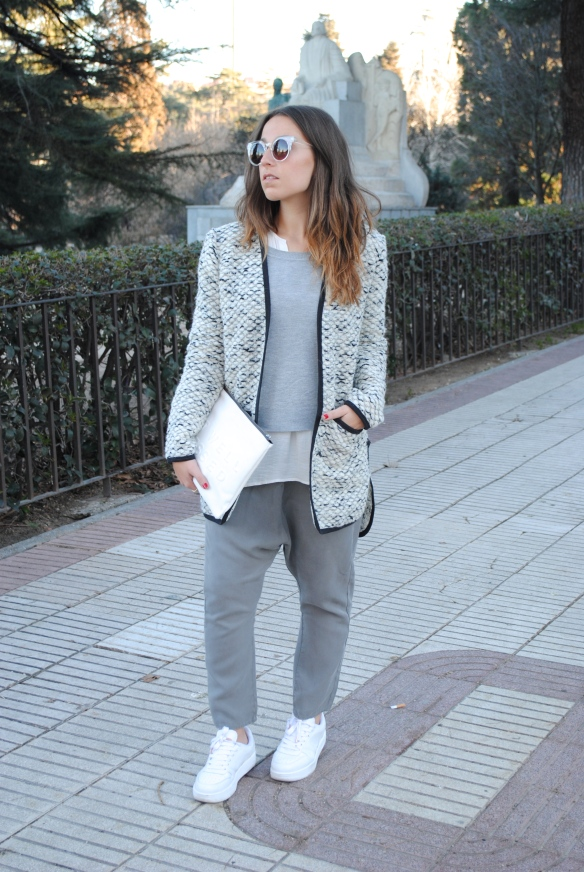 soft colors outfit