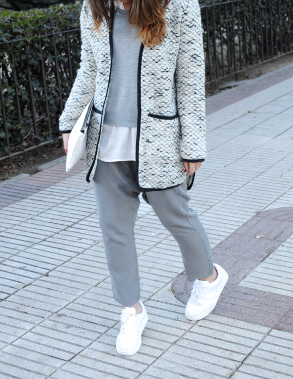 harem pants outfit