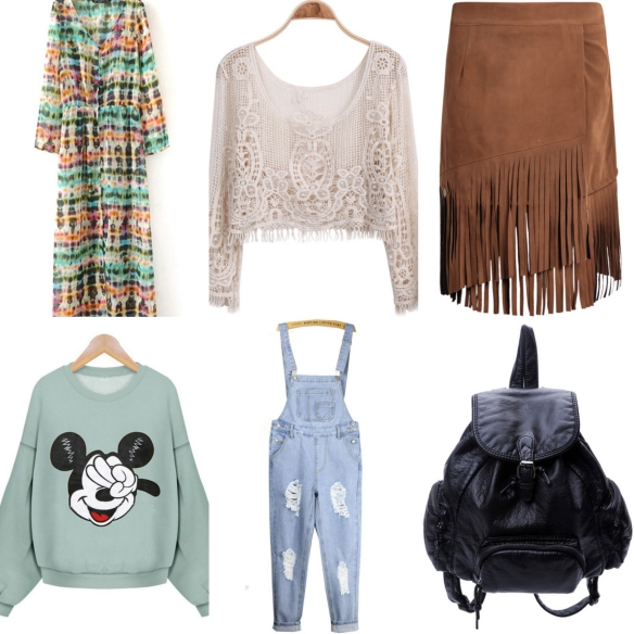 sheinside spring picks