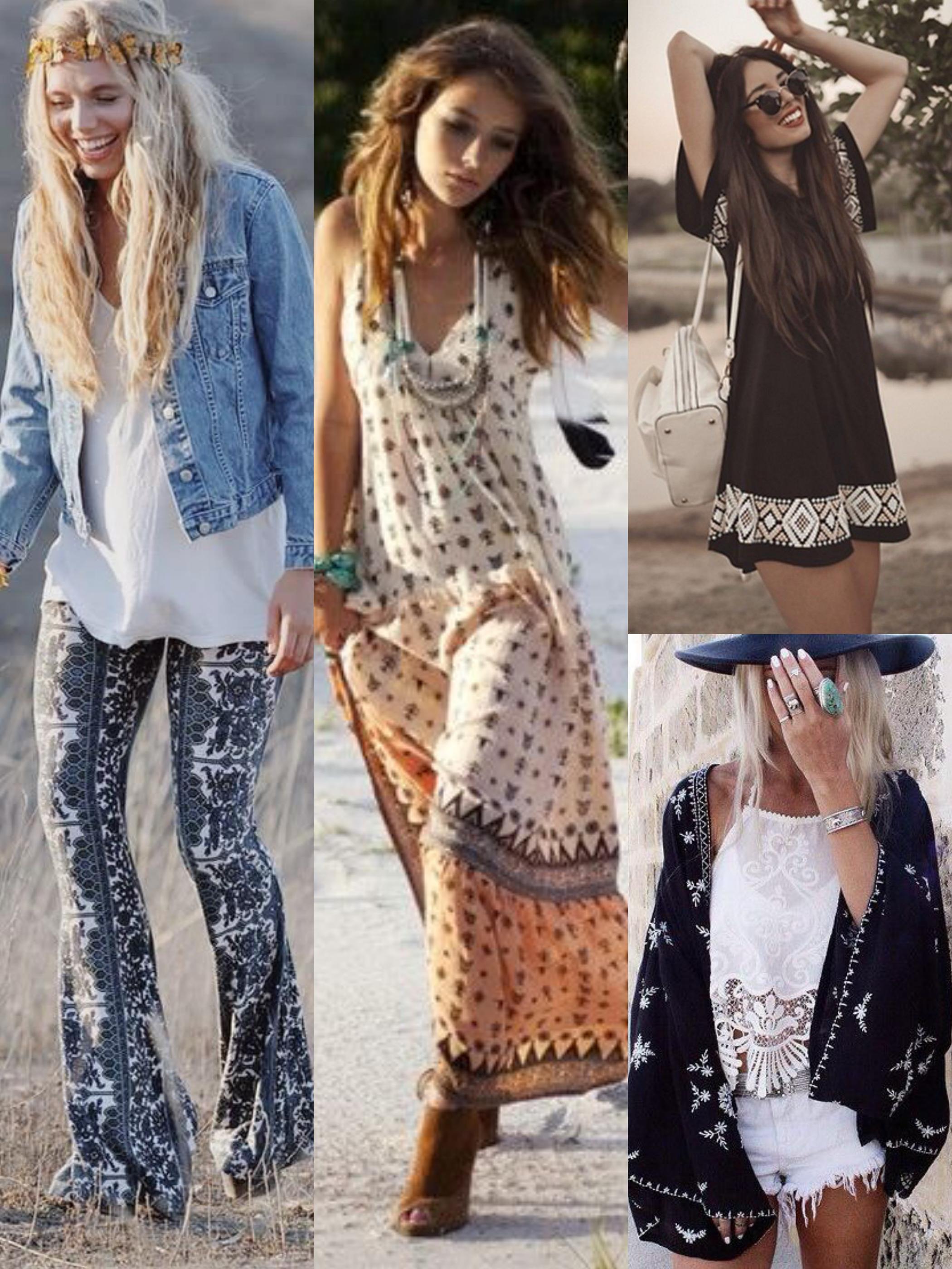 Emejing Hippie Chic Style Photos - Joshkrajcik.us - joshkrajcik.us