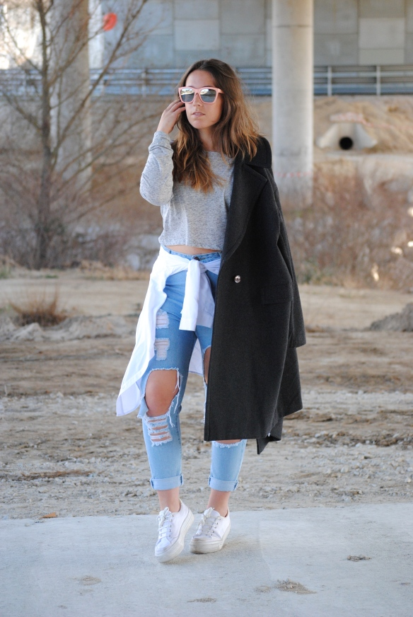 cool winter outfit