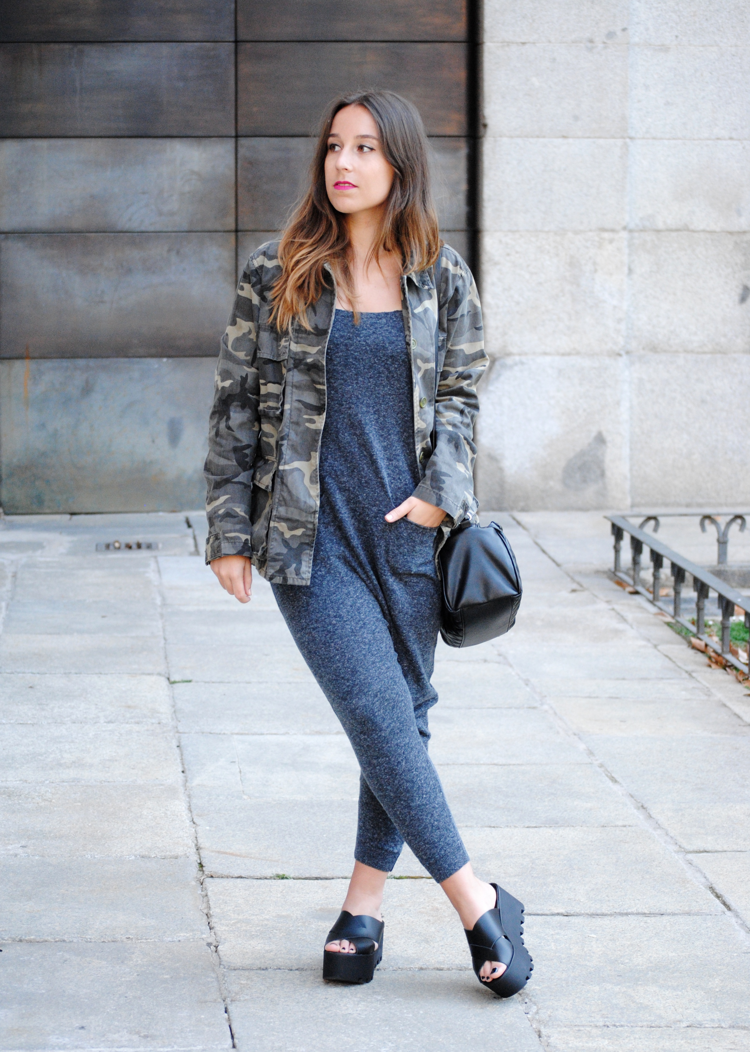 casual chic spring outfit