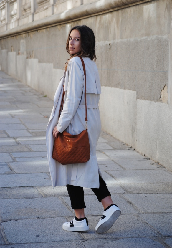 brown bimba y lola bag