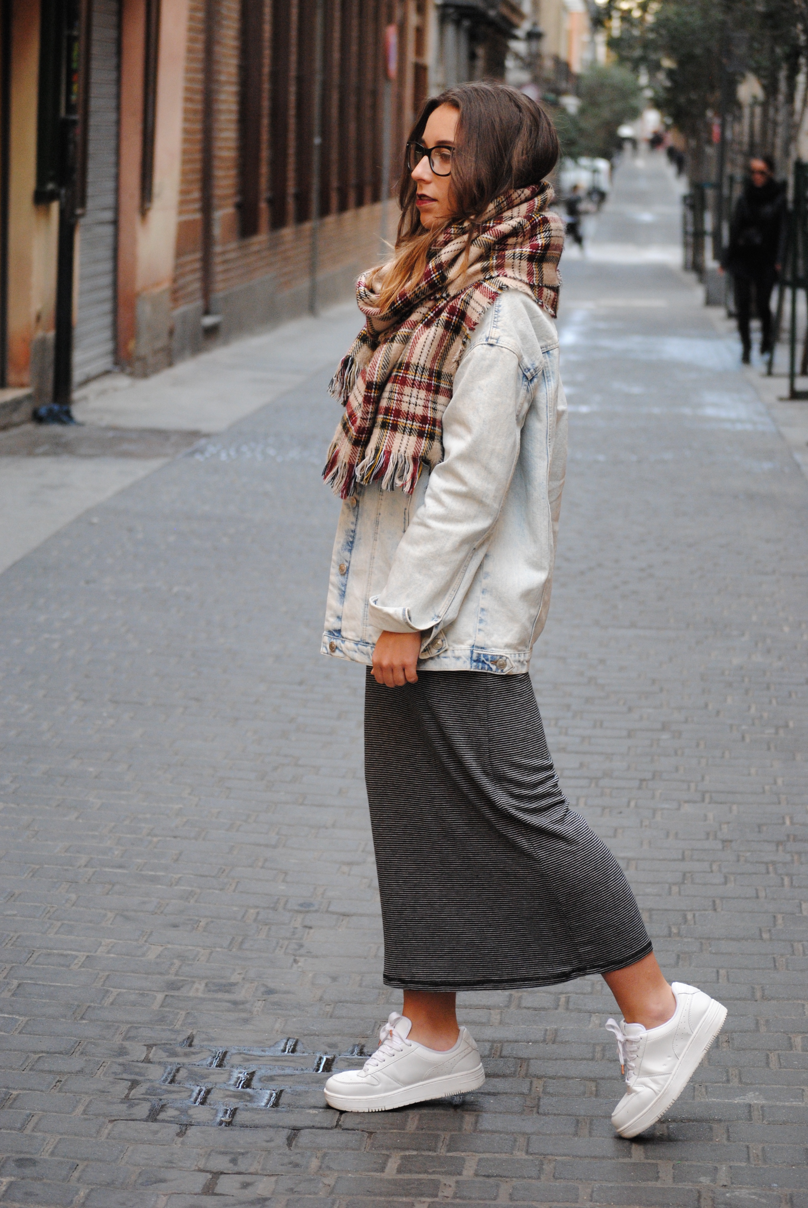 cool spring outfit