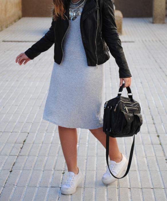vestido midi girs