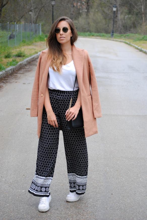 pantalones estampado hippie
