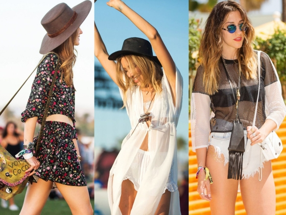 boho chic summer looks