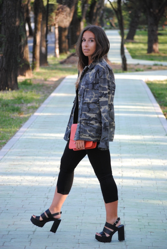 look casual chic primavera