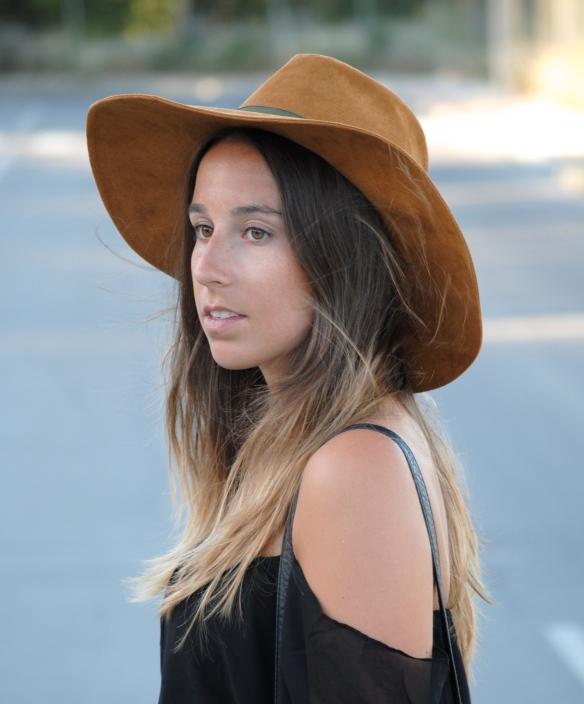 sombrero fedora ante