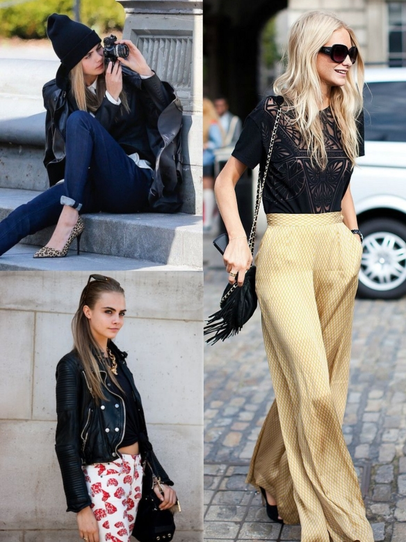 delevingne sisters style