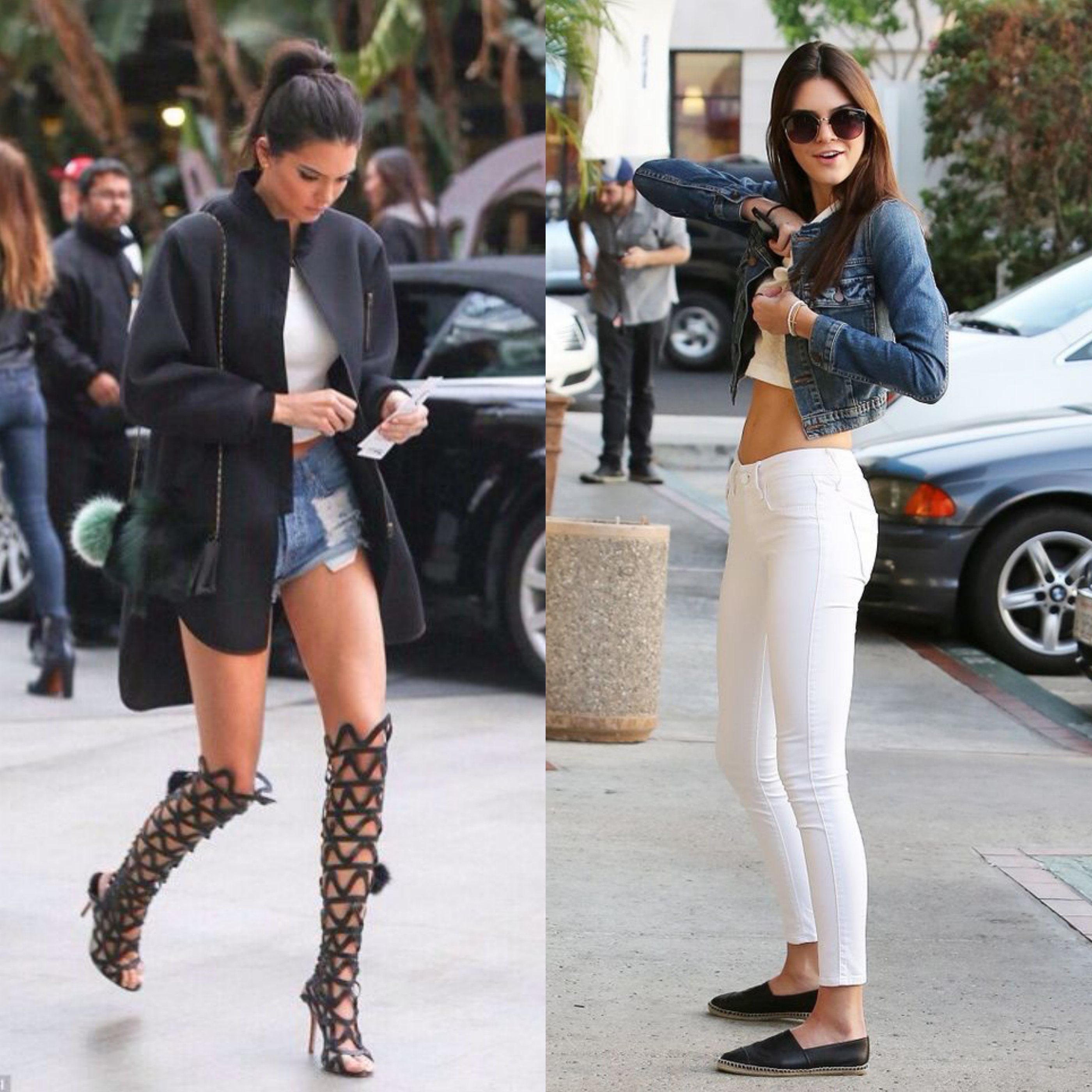 kendall kenner outfits