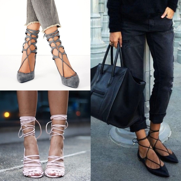 tendencias zapatos verano
