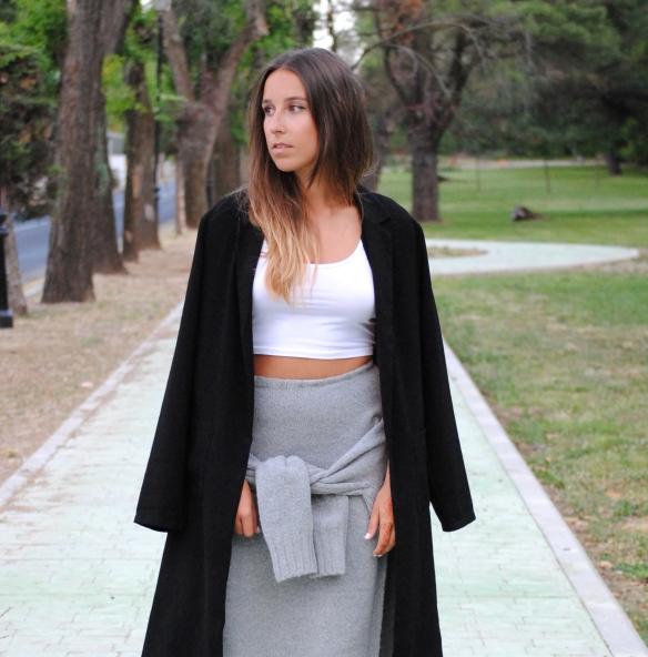 jersey falda