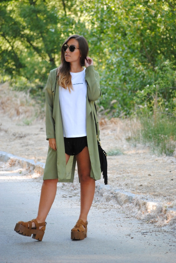 casual chic summer look