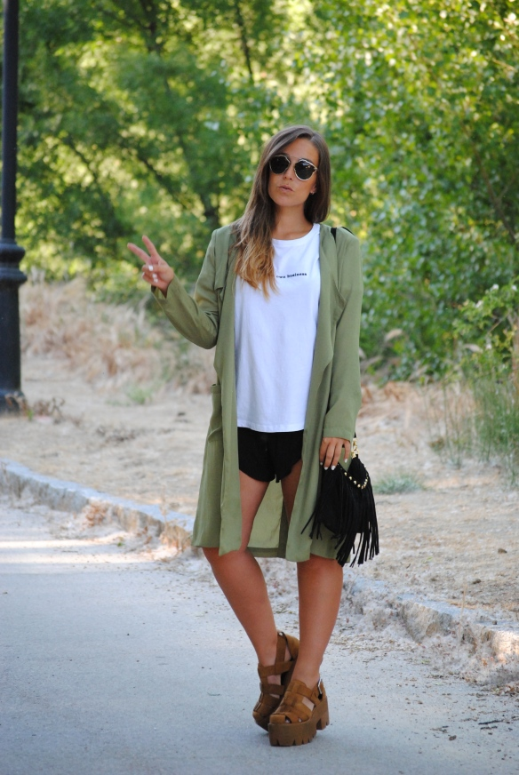 look casual chic verano