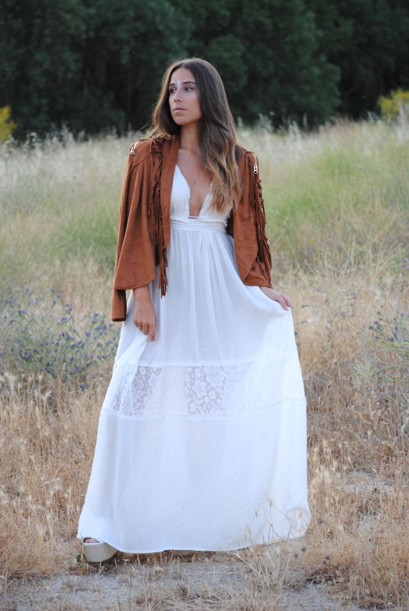 cowboy style summer outfit